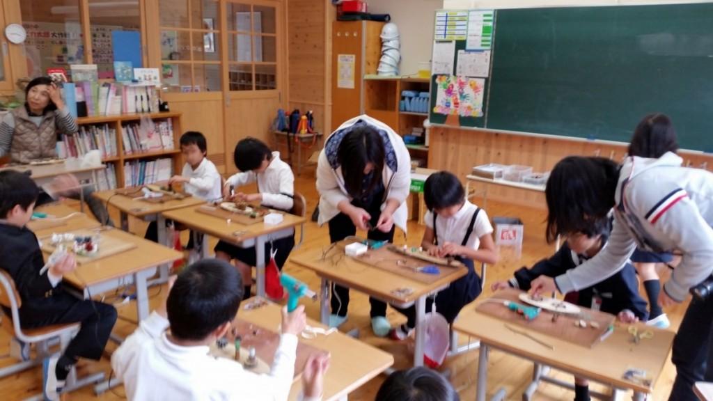 ブログ 木工教室3