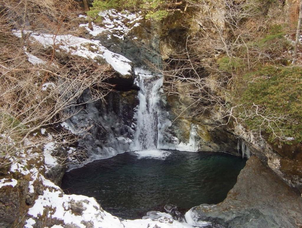 2018.1.31 にくぶちの滝(2) -1